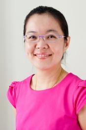 Lau Siew Yee Elyane TCM